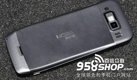 时尚超薄 超长待机诺基亚E52